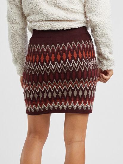 Ziggy 2.0 Sweater Skirt, , original