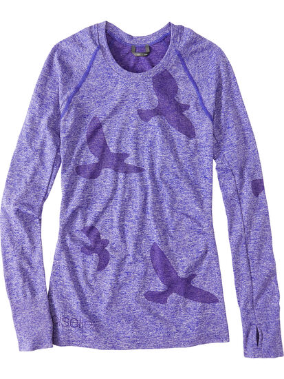 Wings Out Long Sleeve Top: Image 1