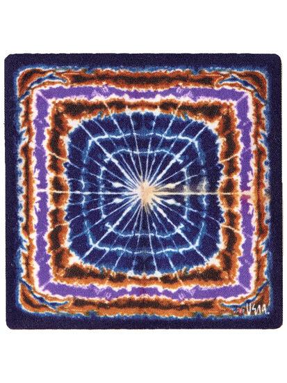 Portable Art Patch - Ring Dance Blue: Image 1