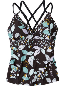 Siren Tankini Top - Willow Mix