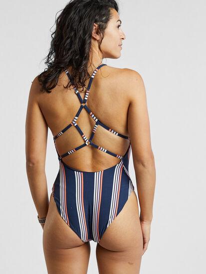 Goldie One Piece Swimsuit - Ravine: Image 2