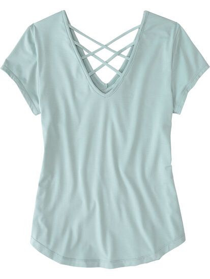 Yasumi Short Sleeve Top: Image 2