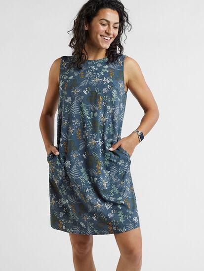 Winnow Dress - Botanical, , original