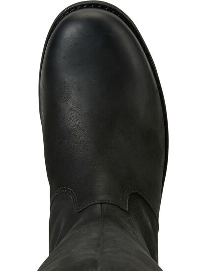 Serious Waterproof Boot Tall - Black: Image 4