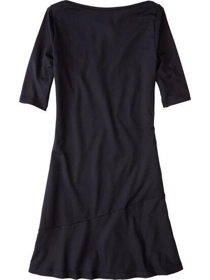 Buttah Boatneck Dress - Solid: Image 2