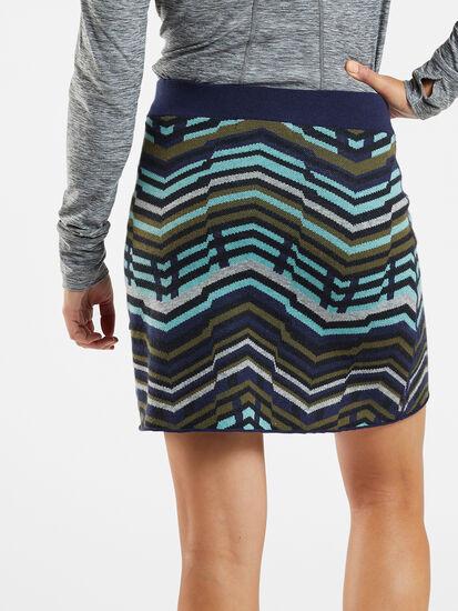 Super Power Skirt - Sahara Stripe: Image 4