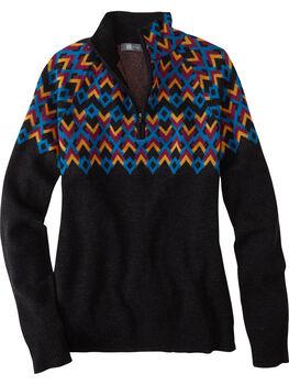 Lift Quarter Zip Sweater