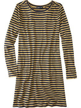 Road Tripper Long Sleeve Dress - Stripe
