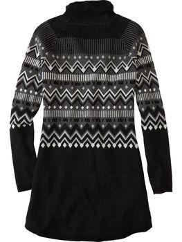 Barra Tunic Sweater - Fair Isle