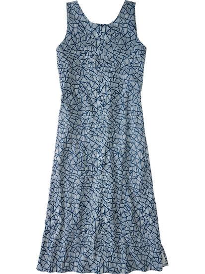 Round Trip Midi Dress - Indio: Image 2