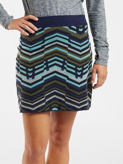 Super Power Skirt - Sahara Stripe: Image 3