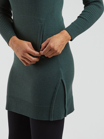Impulse Hoodie Sweater Dress: Image 5