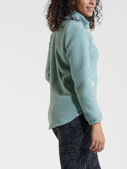 Small Batch 1/2 Zip Fleece Pullover: Image 3