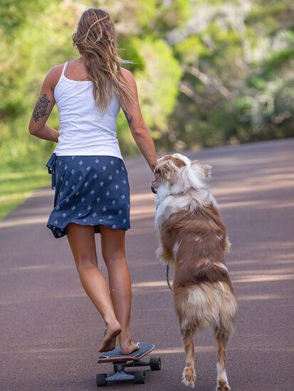 Hukilau Wrap Skirt: Image 5
