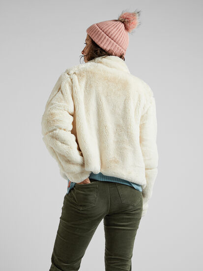 Sable Fleece Jacket: Image 5
