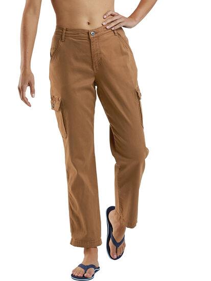 Boulder Cargo Crop Pants: Image 1