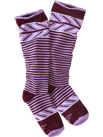 On The Trot Compression Socks - Smitten: Image 2