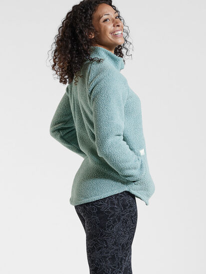Small Batch 1/2 Zip Fleece Pullover: Image 4