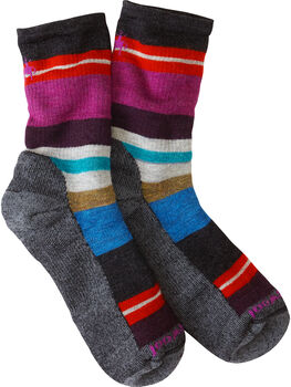 Stripetastic Crew Socks