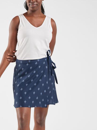 Hukilau Wrap Skirt: Image 3