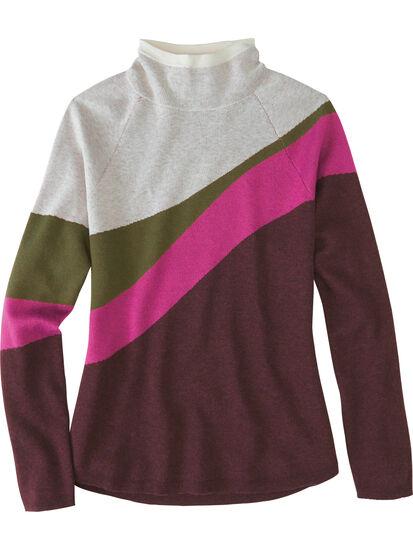 Barra Sweater - High Tide: Image 1