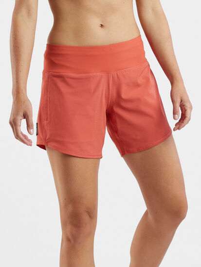 """Obsession Running Shorts - 6"""": Image 1"""