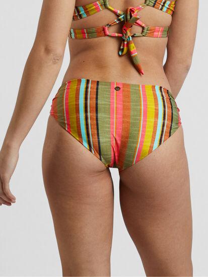 Dig It Bikini Bottom - Cacti Soleil Stripe: Image 2