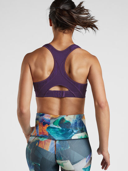 Fits-to-a-T Sports Bra: Image 2