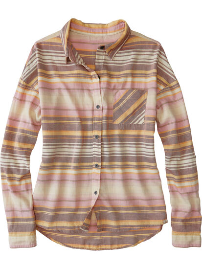 Spring Flannel Long Sleeve Shirt: Image 1