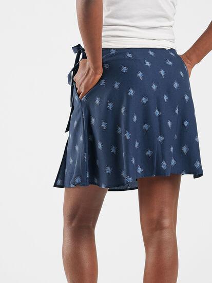Hukilau Wrap Skirt: Image 4