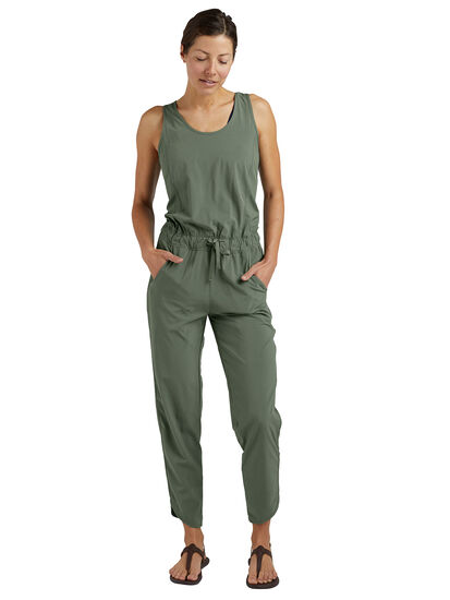 Freedom Sleeveless Jumpsuit: Image 1