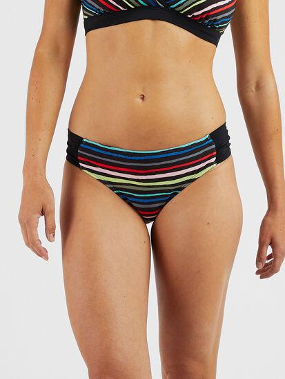 Holy Grail 2.0 Bikini Bottom - Wavy Stripe: Image 2