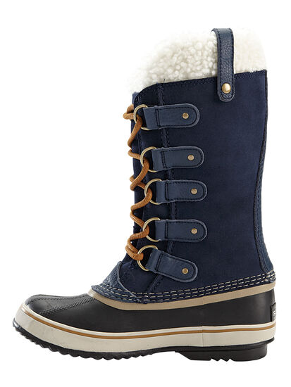 Betty Boot Tall - Navy: Image 3