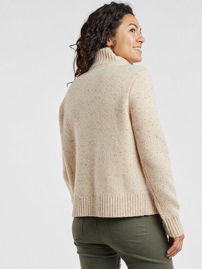 Woolma 1/4 Zip Sweater, , original