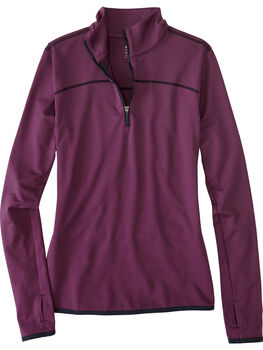 Runagade 1/4 Zip Pullover - Solid