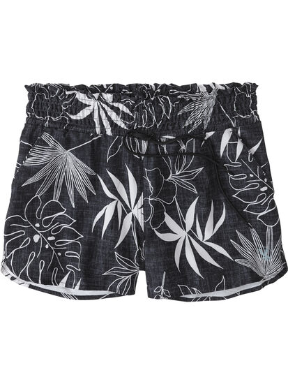 Surf Rock Board Shorts - Solid: Image 1