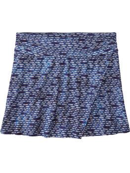 Aquamini Skirt - Shibori Mini