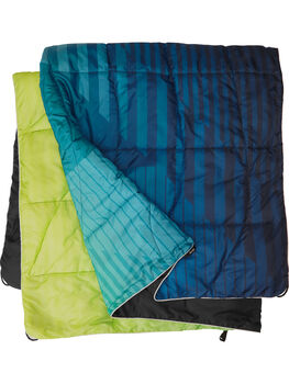 PostCo Puffer Blanket - Patch Fade