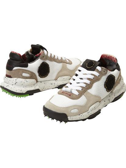 Underground Supreme Sneaker - Leather: Image 1