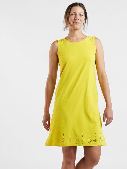 Unconventional Sleeveless Dress: Image 3