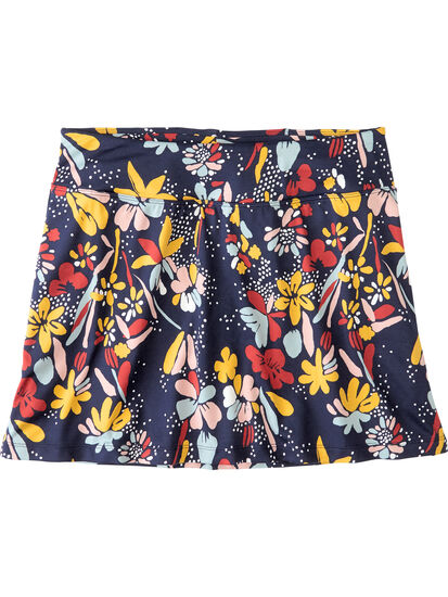 "Dream Skort 14"" - Flora: Image 1"