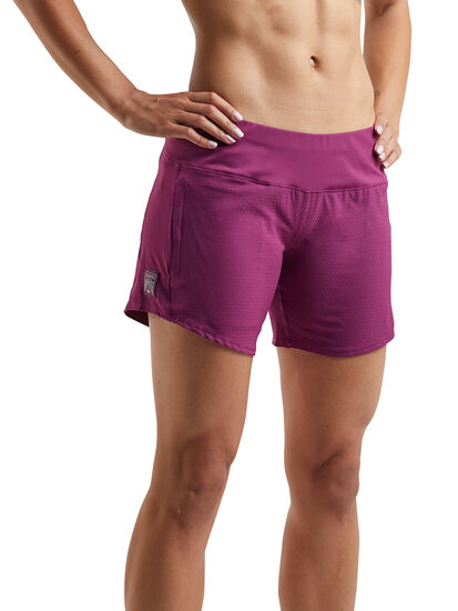 "Obsession Running Shorts - 6"": Image 1"