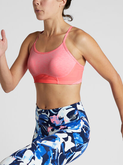 Deuce Sports Bra - Space Dye: Image 1