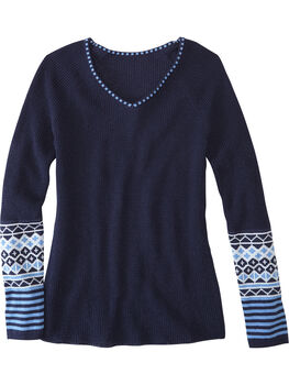 Tayloe Sweater - Douglas