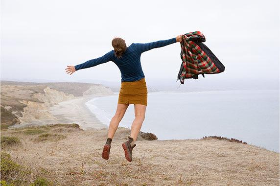 Skirt, Sweater, Go!