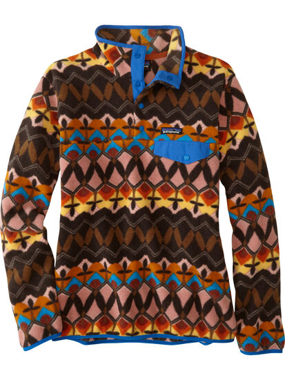 Marcario Fleece Pullover: Image 1