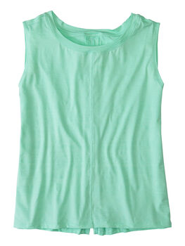 Phoenix Pleat Back Tank Top