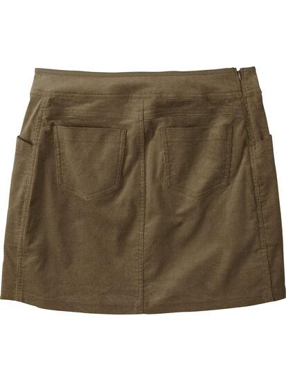 Detail Corduroy Skirt: Image 2