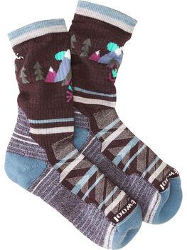 Go Zone Cushioned Hike Socks - Stars