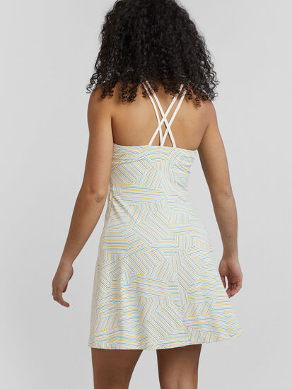 Yes Dress - Shattered Stripe: Image 4